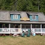 Telegraph Cove Resort resmi
