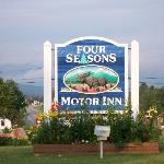 Foto di Four Seasons Motor Inn