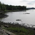 View of the Sheepscot River