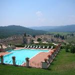 Foto de La Bagnaia Resort Tuscan Living Golf SPA