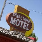 Sage and Sand Motel Foto