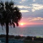 Beautiful Myrtle Beach Sunrise from the Summer Wind!!