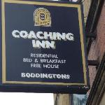 Foto van Coaching Inn Hotel