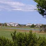 Golf Course View to Ocean