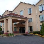 Foto van Holiday Inn Express Hiawassee