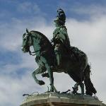 King Jose I Statue
