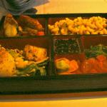 Bento Box Appetizer for Two