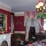 Dining room at Gunckel B&B