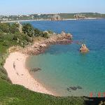 Beauport Bay - why you want to go to Jersey
