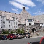 Foto van Timberline Lodge