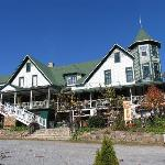 The 1884 Mentone Springs Hotel is Mentone Alabama's shining star!