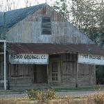 Old abandoned store in Apalachicola, FL.