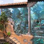  Courtyard Mural