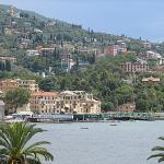 View of Rapallo Bay from Hotel