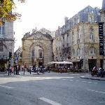Corner of Place Gambetta