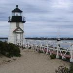 ‪Brant Point Lighthouse‬