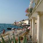 View from room Hotel Piran