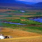 Mongolia nomads home