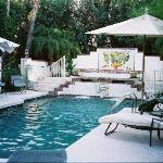 Maricopa Manor - Pool area