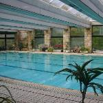 Hotel Breza swimming pool