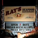 Ray's Seafood & Lobsters