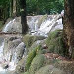 Tad Sae Waterfall