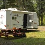 Trowbridge Falls Campgrounds