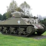  Tank at the museum