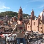 Hostal Villa Colonial de Zacatecas의 사진