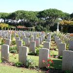  Beach Head War Cemetery, Anzio