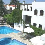 Photo de Esperides Sofras Hotel & Bungalows