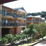 Photo de Terralong Terrace Apartments