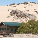 Skeleton Coast Camp resmi
