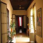  The corridor / el pasillo