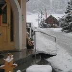 Photo de Hotel Bergland im Pitztal