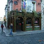 Typical Irish Pub