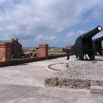 Ft Clinch Cannon