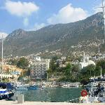 View from Kalkan Bay