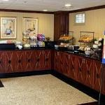 New complimentary continental breakfast