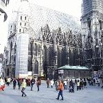  St. Stephen&#39;s Cathedral in Vienna