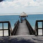Foto van Dugong Beach Lodge