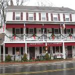 Foto de Jackson House Bed and Breakfast