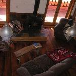Artists' Loft Bed and Breakfast - Big Cat Cabin, Strawberry Hill Cabin