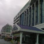  Centrepoint Brunei entrance