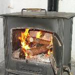 log burner alpujarra adventure