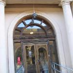 Main Entrance (Allston Way) - Berkeley YMCA Hotel