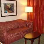 Φωτογραφία: Courtyard by Marriott Atlanta Buckhead