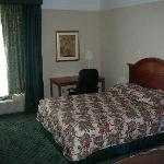 Standard Double bed room at La quinta Inn Mission Texas