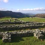 Hardknott Roman Fort (Mediobogdum)