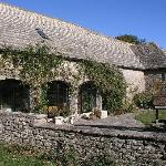  The Tithe Barn and breakfast room